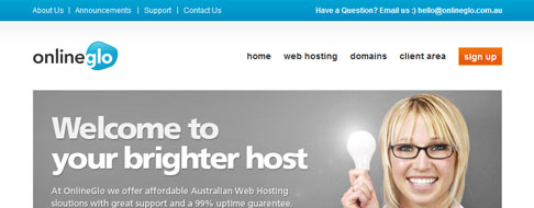 OnlineGlo Web Hosting